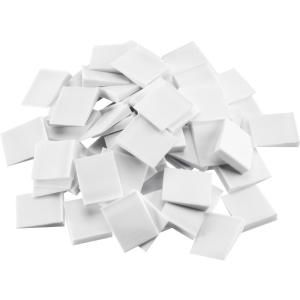 Qep Flexible Tile Wedge Spacers For Aligning And Spacing Wall Tiles 500 Pack 10285q The Home Depot Flexible Tile Wall Tiles Tile Spacers