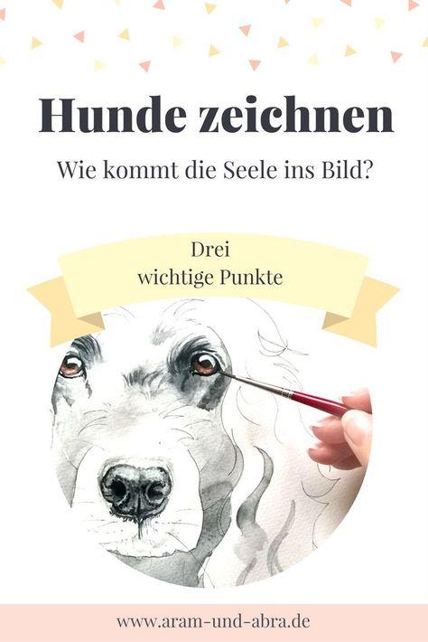 Photo of Tiere zeichnen: drei wichtige Faktoren, damit der Ausdruck stimmt