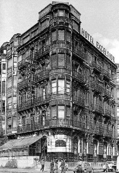 Hotel Excelsior Fotos De Bilbao Bilbao Ilustraciones De Gato