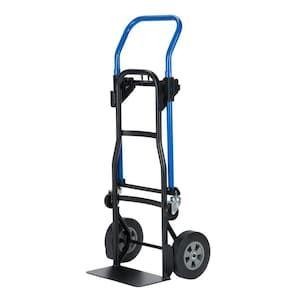 Harper 600 Lb 4 Wheel Blue Steel