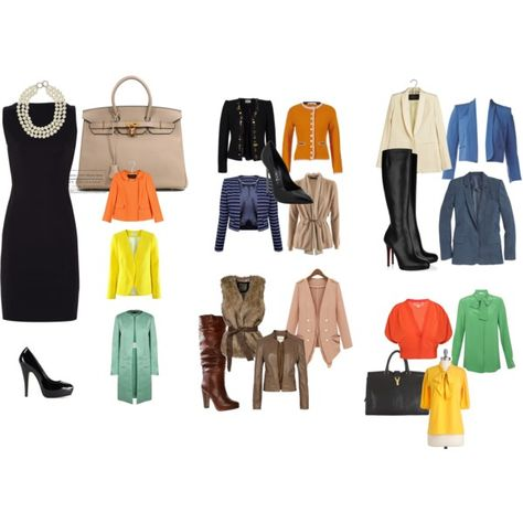 Every Working Womans Must Have - The LBD.  Very versatile with different tops. ~Sent in by Erin Lemons