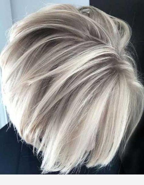6.Short Haircut for Natural Thick Hair