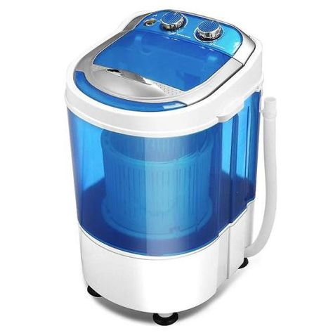 Kuppet Mini Portable Washing Machine For Compact Laundry 7lbs