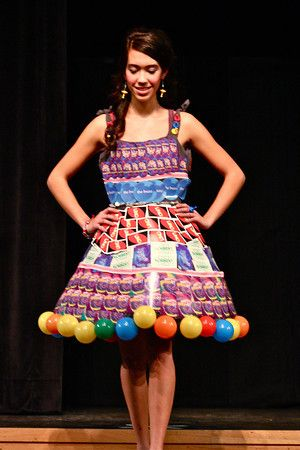 Stuart Students Turn Trash to High Fashion Designs to be Displayed at The TerraCycle Store :: Princeton Online's Back To School - Press Rele.
