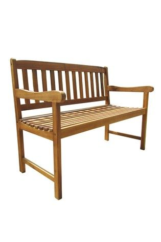 2 3 Seater Garden Bench By Charles Bentley Iron Bench Wrought