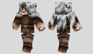 Winter Traveler Skin para Minecraft