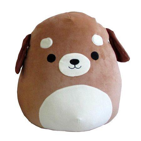 Squishmallow Plush Dog 16 Inch 1 Ea Plush Dog Animal Plush Toys Diy Plush Toys