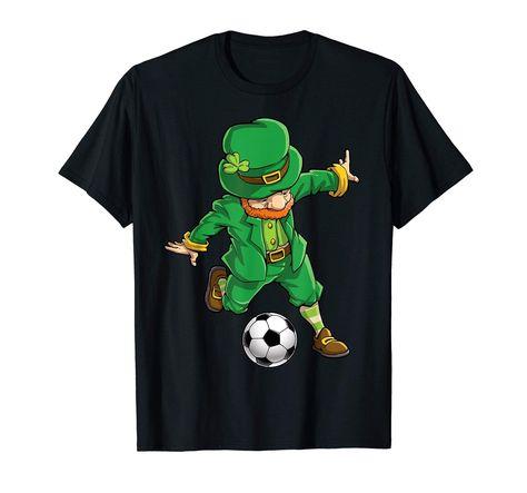 Fußball Kobold St Patricks Day Jungen Kinder Männer Sport Geschenke T-Shirt - intecca.com, #Day #Fußball #Geschenke #inteccacom #Jungen #Kinder #Kobold #Männer #Patricks #Sport #tshirt