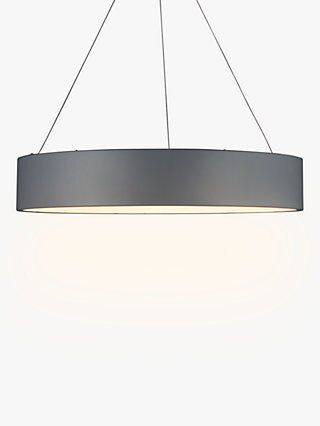 Design Project By John Lewis No 132 Finn Led Hoop Ceiling Light In 2020 Ceiling Lights Retro Ceiling Lights Copper Pendant Lights