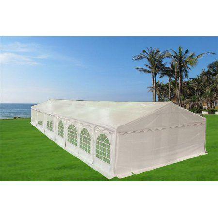 49u0027x23u0027 PVC Party Tent - Heavy Duty Canopy Gazebo Shelter - By DELTA  sc 1 st  Pinterest & 49u0027x23u0027 PVC Party Tent - Heavy Duty Canopy Gazebo Shelter - By ...