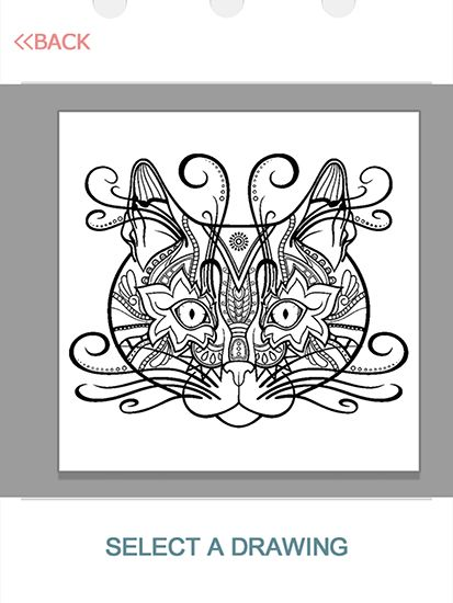ipad coloring book apps for adults to help you relax unwind colour book ipad and adult coloring - Free Coloring Book Apps