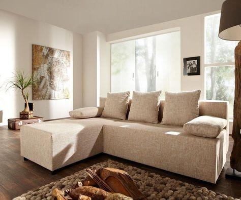 Home affaire Polsterecke »Bornholm« Jetzt bestellen unter