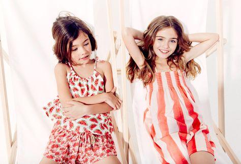 Soaking up that summer sunshine! #Kids #Zara #KidsStyle #thredUP #LikeNew#OurFavoriteBrands #designer #microfashion