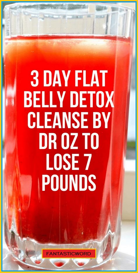 Weight Loss Drinks, Weight Loss Smoothies, Detox Kur, Cleanse Detox, Juice Cleanse, Diet Detox, Health Cleanse, Natural Detox Cleanse, 1 Week Cleanse
