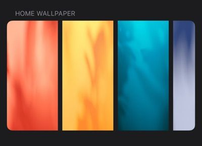 Download Ios 13 S Official Home App Wallpapers Here Wallpaper App Live Wallpaper Iphone Wallpaper