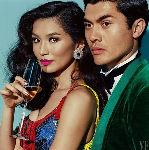 Writer Wesley Yang praises the all-Asian cast of #CrazyRichAsians for shouldering
