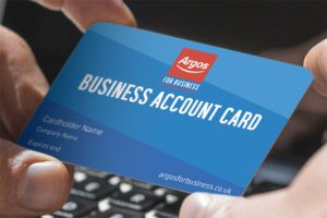 Same Day Delivery And Ease Of Purchase With Argos Business Account Business Account Accounting Business Requirements