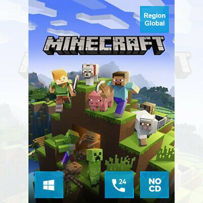 Minecraft Windows 10 Edition For Pc Game Key Region Free Minecraft Game Nowplaying With Images Game Keys Gaming Pc Games