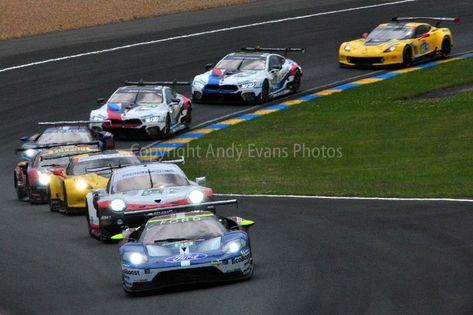 motor racing action 24 hours of le mans 2018 photograph picture rh pinterest com au