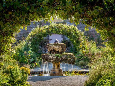 The majesty of Highgrove Gardens