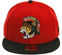 92c8cefcc7e Hat Club vs Brandiose - 2tone Black Tigers