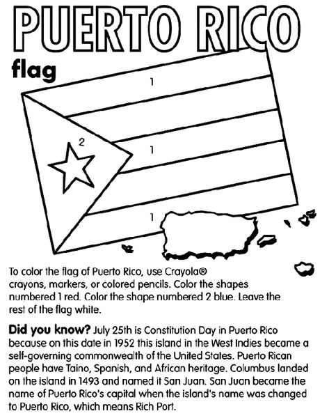 beautiful puerto rico wristband souvenir adjule with flag - Free Coloring Pages Of Puerto Rico