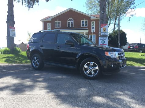 2011 Ford Escape Limited Comes With A Clean Car Proof Awd