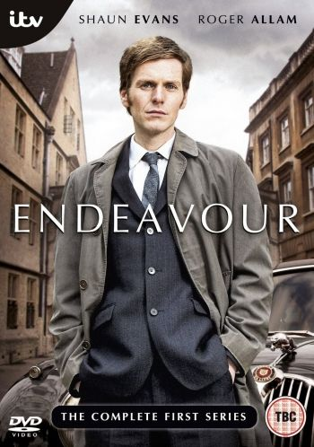 Endeavour is a spin off from the popular Inspector Morse series and stars Shaun Evans are Detective Constable Endeavour Morse. The series is written by Russell Lewis and follows the life of a young Morse.
