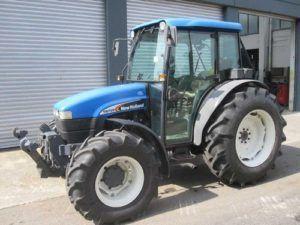 New Holland Tn65d Front Loader Tractor Parts Pdf Manual Cat