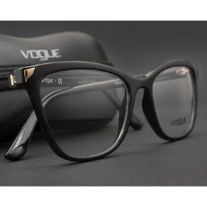 Oculos De Grau Vogue Vo5206 W44 53 Oculos De Grau Vogue Maquiagem