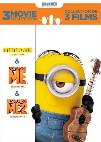 Minions / Despicable Me / Despicable Me 2 (3 Movie Collection) - Default