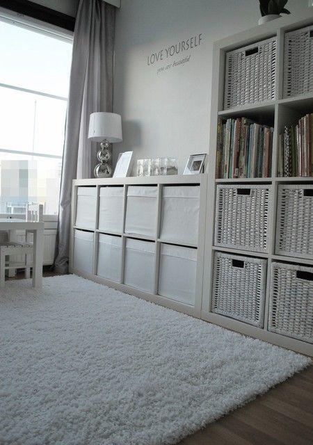 46 Lagerungsmethode Zur Einfachen Einfachen Dekoration Zu Hause Seite 40 Von 46 Kuchendekoration Arbeitszimmer In 2020 Wohnen Ikea Ideen Wohnung