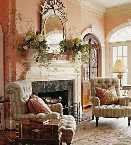 Learn The Basics Of French Country Decor French Country Living