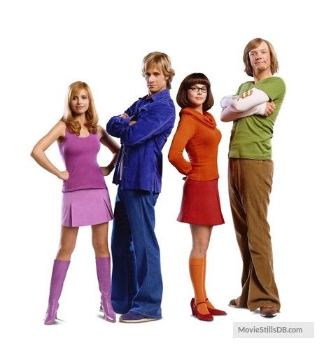Scooby Doo 2 Monsters Unleashed Scooby Doo Halloween Scooby Doo Costumes Velma Scooby Doo