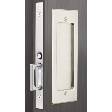 Emtek 2114 Pocket Door Hardware Pocket Door Handles Pocket Doors