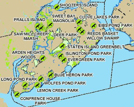 13 best The Borough of Parks images on Pinterest Staten island