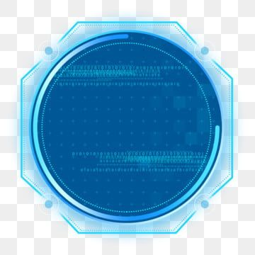 Round Line Spot Technology Blue Cool Border Dialog Border Clipart Dialog Spot Png Transparent Clipart Image And Psd File For Free Download Fire Image Cool Stuff Technology