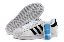 Men'sWomen's Adidas Originals Classic Superstar 2 Casual