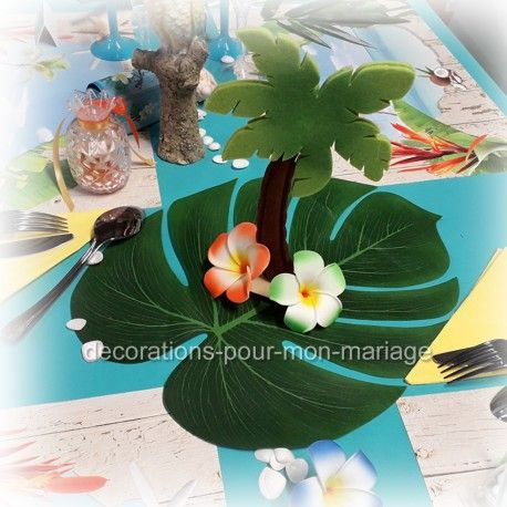 decoration table anniversaire