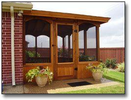Pin By Dawn Creason On Gardening Yardscaping Enclosed Patio