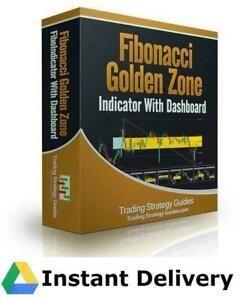 Fibonacci Golden Zone Profitable Forex Indicator Mt4 Mt5 Authors
