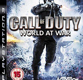 Call Of Duty World At War Ps3 Game Free Download Copertina Giochi