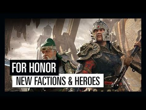 For Honor Marching Fire Brings New Faction Heroes And Breach Mode Freetoplaymmorpgs Hero Honor Factions