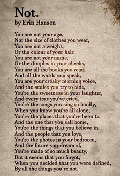 I AM SOUL that is what I got out of this amazing truth in words..                                                                                                                                                                                 More