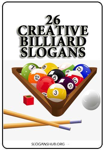 Game Bilyar : bilyar, Billiard, Slogans, Billiards,, Billiards, Quotes,