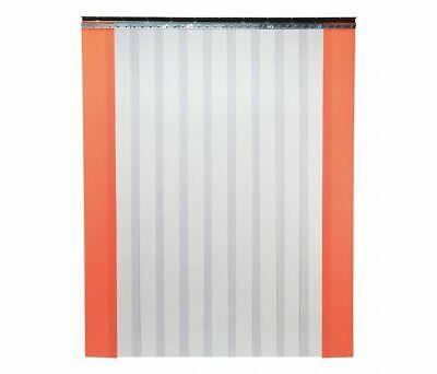 Details About Tmi 8 X 5 Industrial Strip Curtain Door Smooth