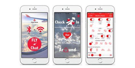 dating airport app