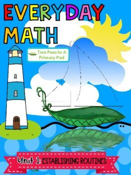 Everyday Math 2nd Grade Unit 1 In 2020 Everyday Math Math Student Activities
