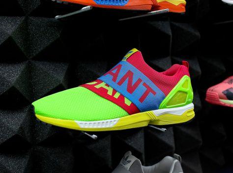 Adidas ZX Flux Slip On 1   Sneakers1   Nike mag, Nike
