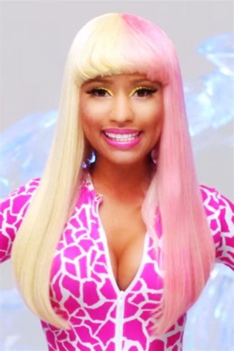 We Ve Gathered Our Favorite Ideas For Nicki Minaj Straight Pink
